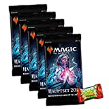 Magic the Gathering - Hauptset 2019 - 5X Booster + 1x Center Shock