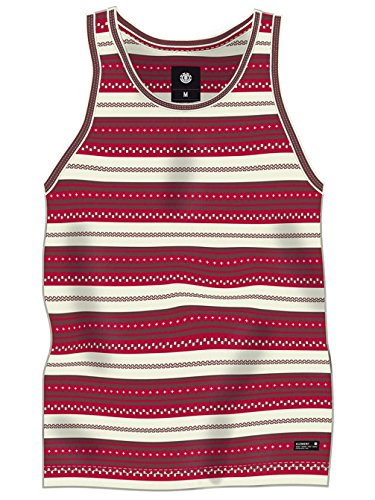 Element Carson Tank Top (element red) Element Red