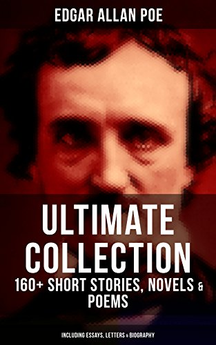 Edgar Allan Poe Ultimate Collection  Short Stories Novels  Edgar Allan Poe Ultimate Collection  Short Stories Novels  Poems  Including Use Powerpoint Online also Samples Of Essay Writing In English  Essay Writing Format For High School Students