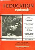 Telecharger Livres L EDUCATION NATIONALE N 3 17 JANVIER 1963 ITINERAIRE POUR UN COURT VOYAGE MARCEL MASBOU JOURNEE D UN ECOLIER 400 STAGIAIRES AFRICAINS EN FRANCE par PIERRE AUBANEL COMPPORTEMENTS DES JEUNES ET PERSPECTIVES D AVENIR par E COPFERMAN (PDF,EPUB,MOBI) gratuits en Francaise