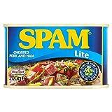 Spam Lite Chopped Pork And Ham 200G