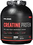 Body Attack Creatine Protein, Schokolade (1 x 2 kg)