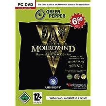 The Elder Scrolls: Morrowind - Game of theYear-Edition [Green Pepper]