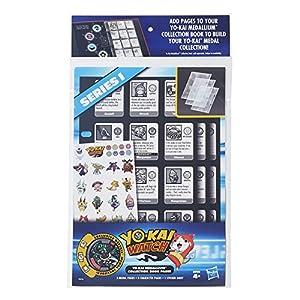 Yokai - Páginas coleccionables álbum Medallium (Hasbro B6046EQ0)