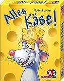 ABACUSSPIELE 08131 - Alles Käse, Kartenspiel