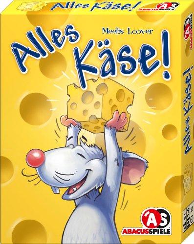 Preisvergleich Produktbild ABACUSSPIELE 08131 - Alles Käse, Kartenspiel