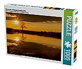 Warmsee in Burgenland-Austria 1000 Teile Puzzle quer (CALVENDO Natur)