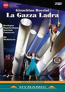 La Gazza Ladra Melodramma in Two Acts [Import USA Zone 1]