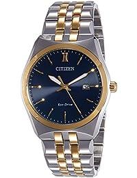 Citizen Analog Blue Dial Men's Watch - BM7334-66L