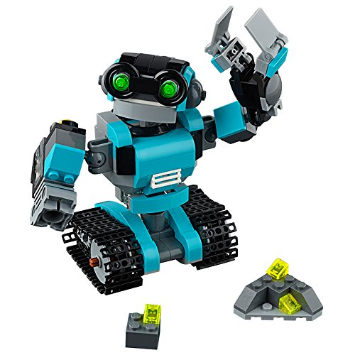 51mMDj1f aL - LEGO Creator Robot Explorador (31062)