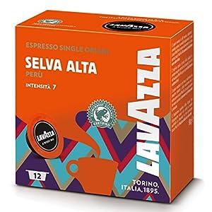 12 capsule SELVA ALTA PERU' Lavazza A Modo Mio 14