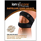 Knee Support Brace Strap with Open Patella from ionocore®. Patella Knee Strapping