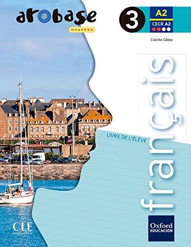 Pack Arobase Deuxième Édition. Livre De L'Élève + Comic - 3º ESO (Arobase 2ª Edición) - 9780190506483