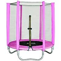 SixBros. SixJump 1,40 M Gartentrampolin versch. Farben Trampolin mit Sicherheitsnetz