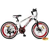 Mountainbike 20 Zoll Zonix Astro Boy MTB Weiß-Rot