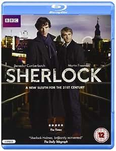 Sherlock - Series 1 [Blu-ray]  [Region Free]