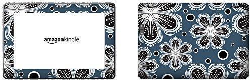 GetitStickit veukskintabamafirehdx7inch 15,2cm Blume Wandaufkleber Haut für 7Zoll Amazon Kindle Fire HDX
