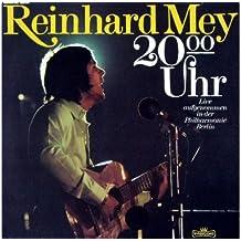 20.00 Uhr (Live) [Vinyl LP record] [Schallplatte]