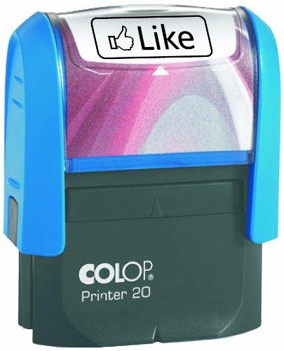 colop-printer-20-sello-automatico-38-x-14-mm-diseno-de-boton-de-facebook-con-pulgar-hacia-arriba-y-t