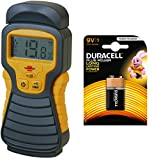 Brennenstuhl Feuchtigkeits-Detector MD, Set mit Batterie