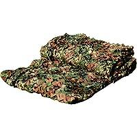 loogu Custom Woodland camuflaje militar de camping caza–Red de camuflaje