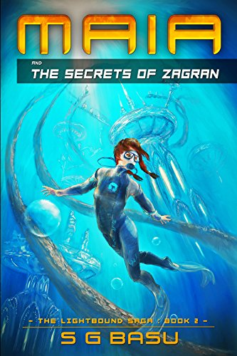 free kindle book Maia and the Secrets of Zagran (The Lightbound Saga Book 2)