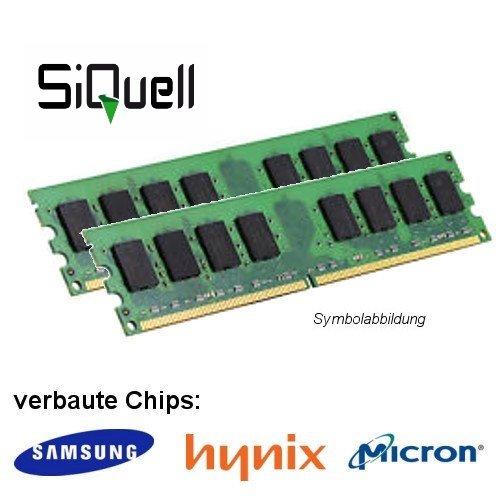 800 Mhz Ddr2 Desktop (4GB (2x 2GB) DDR2 800MHz (PC2 6400U) LO Dimm Computer PC Desktop Arbeitsspeicher RAM Memory Samsung Hynix Micron)