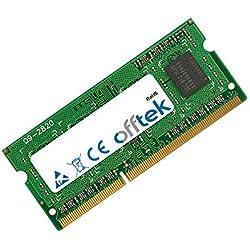 RAM 8Go de mémoire pour Toshiba Portege Z30-B (PT251U-04Y010W1) (DDR3-12800)
