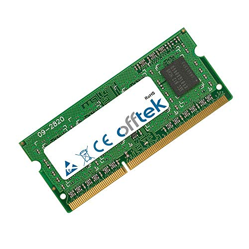 Memoria RAM 8GB ECS EliteGroup BSWI-D2 DDR3-12800