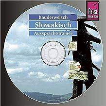 Reise Know-How Kauderwelsch AusspracheTrainer Slowakisch (Audio-CD)