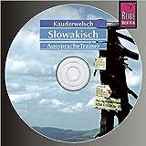 Reise Know-How Kauderwelsch AusspracheTrainer Slowakisch (Audio-CD) - John Nolan