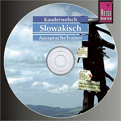 Preisvergleich Produktbild Reise Know-How Kauderwelsch AusspracheTrainer Slowakisch (Audio-CD)