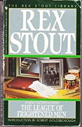 The League of Frightened Men by Rex Stout (1992-01-01)