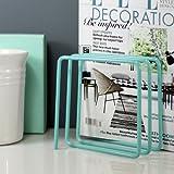 Block Zeitschriftenständer, blau - 2