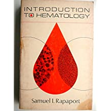 Introduction to Hematology