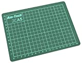 A2 A3 A4 A5 Size Cutting Mat Non Slip Surface With Printed Grid Lines Knife Straight Accurate Measurement Cut Board Hobby Arts & Crafts (A5)