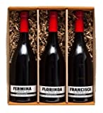 Petra Mora - Cesta de regalo gourmet: Cata de vinos Somontano