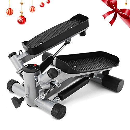 Up-Down Mini Stepper Maschine für Home Gym Step Übung mit Widerstand Schnüre-Hydraulik-Zylinder (UP-DOWN)