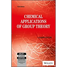 Chemical Applications of Group Theory, 3ed