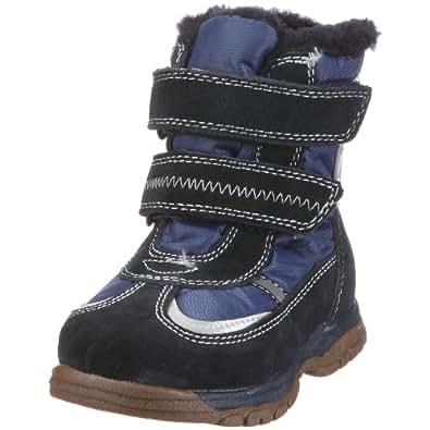 Maxi & Doni 125504.401 Schuh, Unisex - Kinder Halbschuhe, Blau (blau/braun 40), EU 21