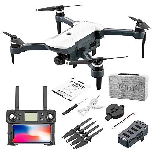 TwoCC Drone Child Cg028 5G WiFi FPV 4K HD GPS Motor Sin Escobillas Aviones Drone Quadcopter RC Drone Christmas Toy Regalos para Niños Adultos
