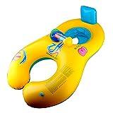 Schwimmring Schwimmreifen Schwimmhilfe Schwimmsitz Badereifen Wassering für Baby,Blau
