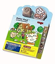 Kater Paul auf dem Bauernhof (Spiel & Buch)
