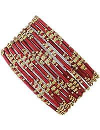 40778bb95cf6 brazalete de hilo de seda ajustado nuevo regalo bisutería partido hecho a  mano para las mujeres