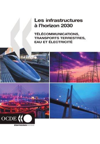 Les infrastructures à l'horizon 2030 : Télécommunications, transports terrestres, eau et électricité par OECD Organisation for Economic Co-operation and Develop