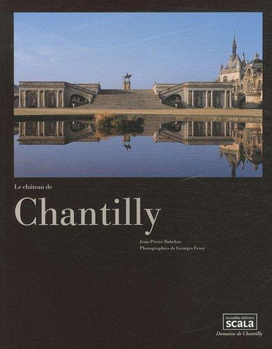 Le château de Chantilly