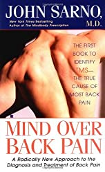 Mind Over Back Pain by John Sarno (1986-04-01)