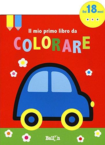 Il mio primo libro da colorare. Ediz. a colori: 3