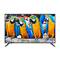 iLike 50 Inch TV 4K Ultra HD Smart TV Black - LITU5060