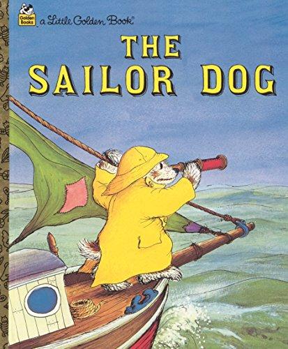 The Sailor Dog (Little Golden Book)